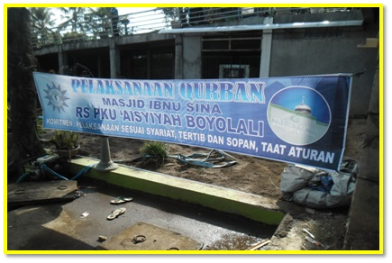 Pelaksanaan Qurban